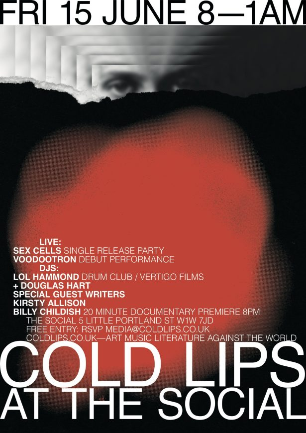 Cold Lips Poster